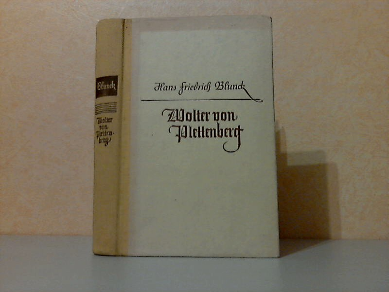 Wolter von Plettenburg - Deutschordensmeister in Livland