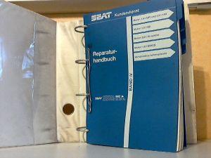 Seat Ibiza, Cordoba 1993 - Reparatur-Handbuch Band IV