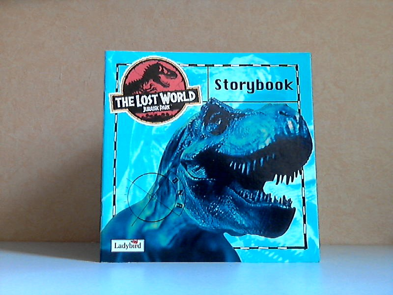The Lost World, Jurassic Park - Storybook
