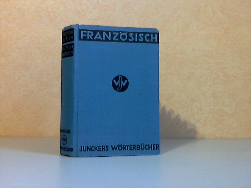 Junckers Wörterbücher Französisch-deutsch und Deutsch-französisch - Mit Aussprachebezeichnung