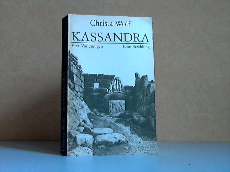 Kassandra - Vier Vorlesungen, Eine Erzählung Fotoredaktion Martin Hoffmann