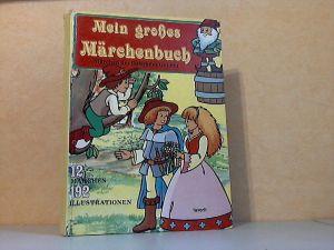 Mein großes Märchenbuch - Märchen der Gebrüder Grimm Zeichnungen von Jordi Busquet