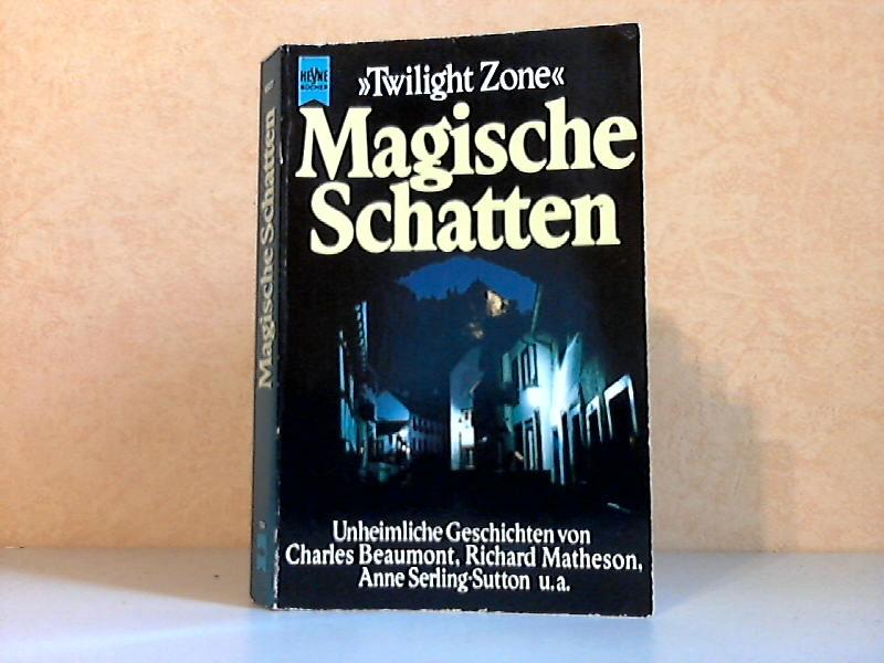 Twilight Zone Magische Schatten - Unheimliche Geschichten