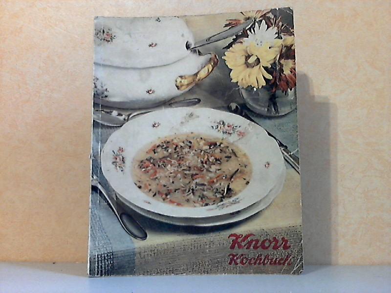 Das Knorr Kochbuch der deutschen Hausfrau