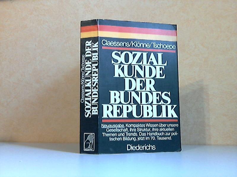 Sozialkunde der Bundesrepublik Deutschland