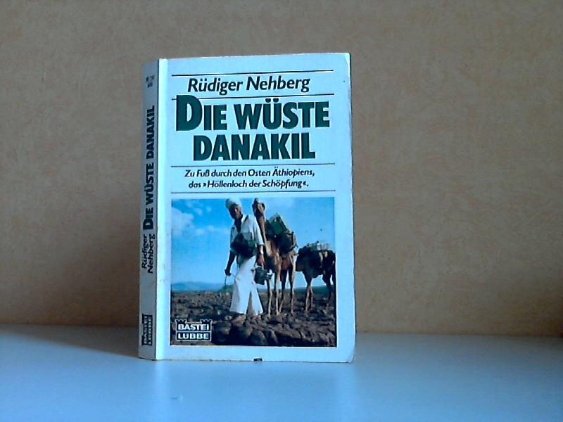 """Die Wüste Danakil - Zu Fuß durch den Osten Äthiopiens, das """"Höllenloch der Schöpfung"""""""