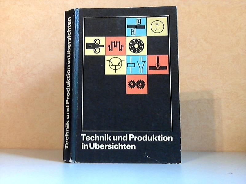 Technik und Produktion in Übersichten