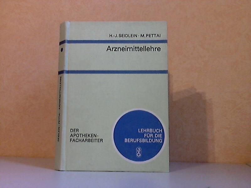 Arzneimittellehre: Der Apothekenfacharbeiter, Arzneimittellehre - Lehrbuch für die Berufsbildung Mit 42 Abbildungen und 83 Tabellen