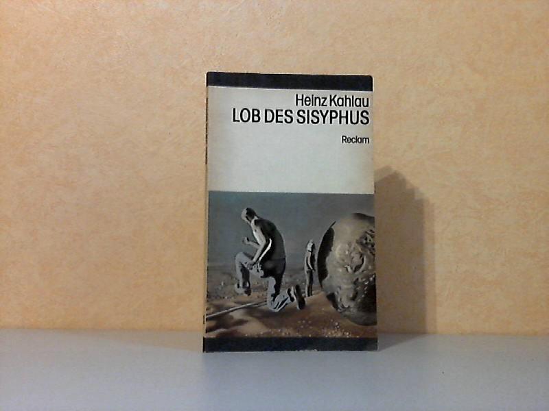 Lob des Sisyphus - Gedichte aus einem viertel Jahrhundert Reclams Universal-Bibliothek Band 826