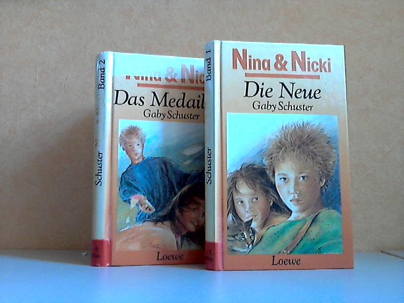 Nina und Nicki Band 1 und Band 2 2 Bücher