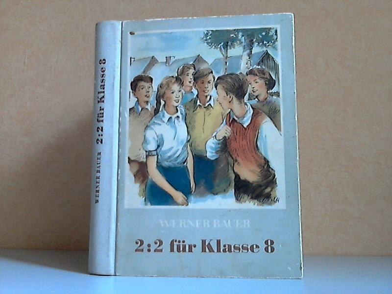2:2 für Klasse 8 Zeichnungen ron Martin Hänisch
