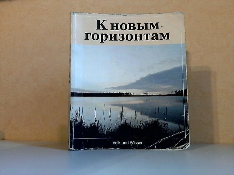 Russisches Lehrmaterial für die gymnasiale Oberstufe Illustrationen: Sybille Storch