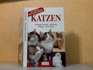Der grosse Naturführer Katzen - Kennen lernen, Haltung, Pflege, Züchtung