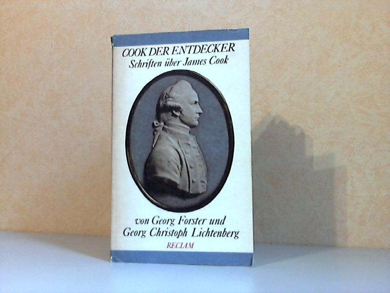 Cook der Entdecker - Schriften über James Cook Reclams Universai-Bibliothek Band 196
