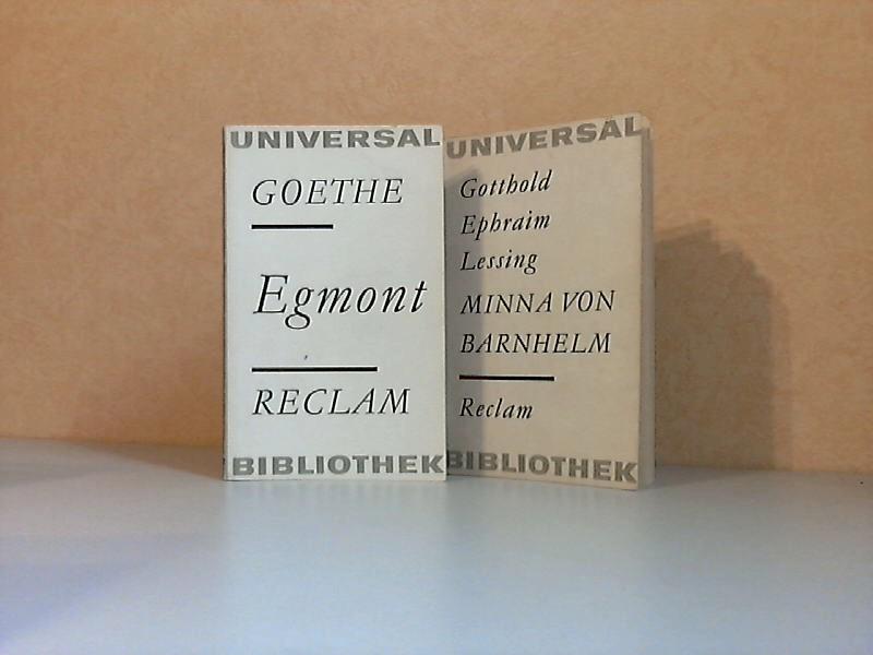 Minna von Barnheim oder Das Soldatenglück - Egmont 2 Bücher