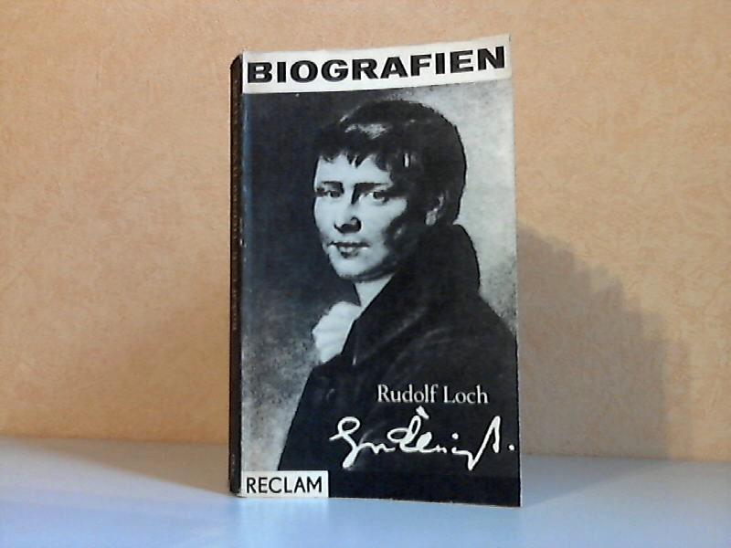 Heinrich von Kleist - Leben und Werk Reclams Universal-Bibliothek Band 709