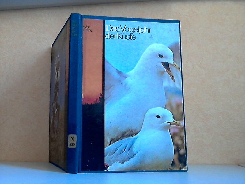 Das Vogeljahr der Küste - Lebensbilder aus Seevogelschutzgebieten der DDR