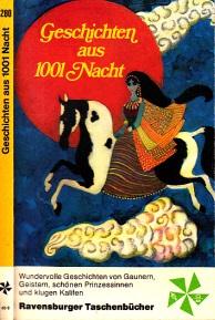 Geschichten aus 1001 Nacht Mit Illustrationen von Walter Grieder