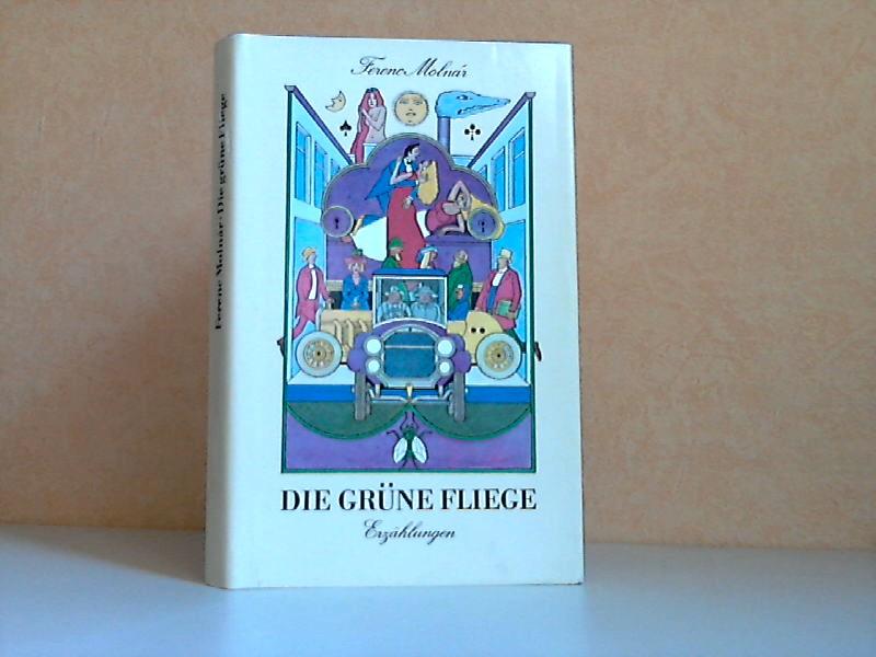 Die grüne Fliege Illustrationen von Rudolf Peschel