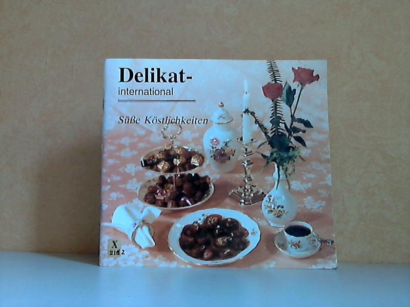 Delikat-international - Süße Köstlichkeiten