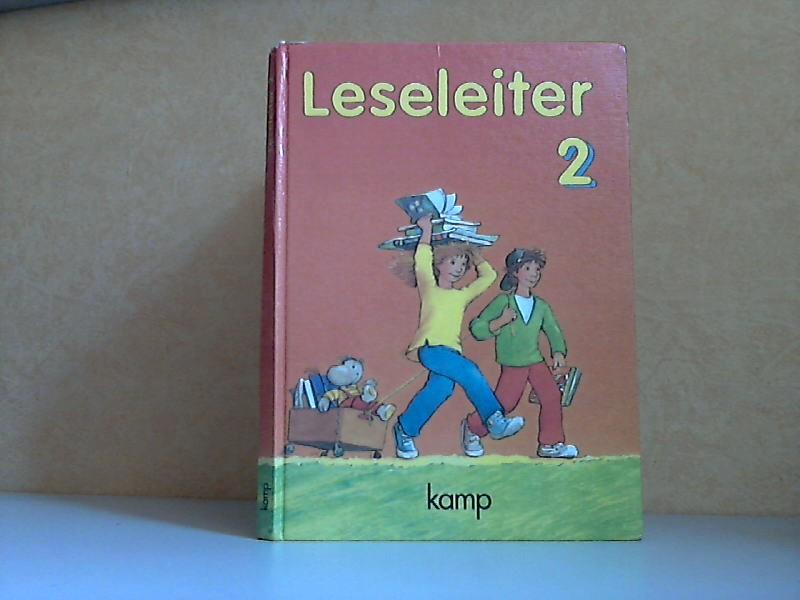 Leseleiter - Lesebuch 2. Schuljahr Grundschule Illustration und Umschlag: Susanne Schwandt
