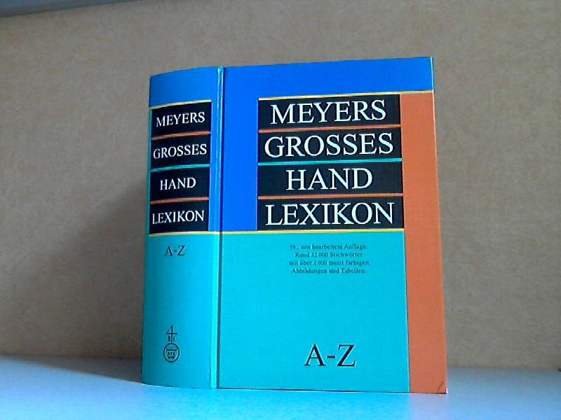 Meyers grosses Handlexikon