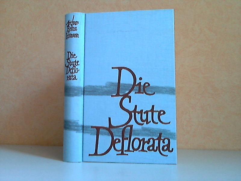 Die Stute Deflorata - Des Hengstes Maestoso Austria Gefährtin, Die weitere Liebesgeschichte zweier Menschen und ihrer edlen Pferde