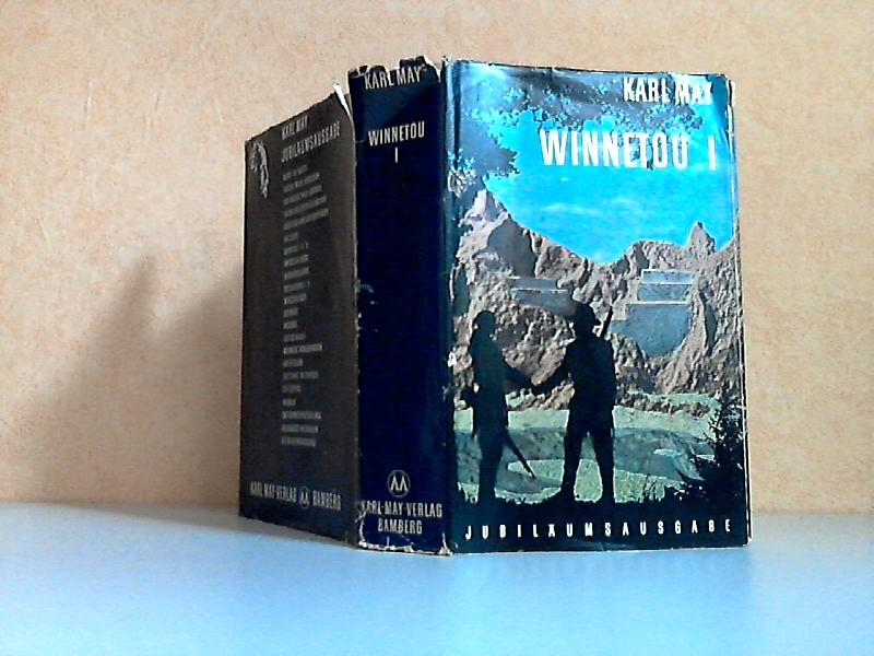 Winnetou erster Band - Reiseerzählung