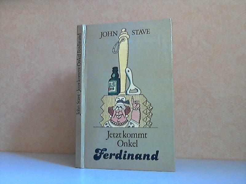 Jetzt kommt Onkel Ferdinand - 30 Geschichten Illustrationen von Louis Rauwolf