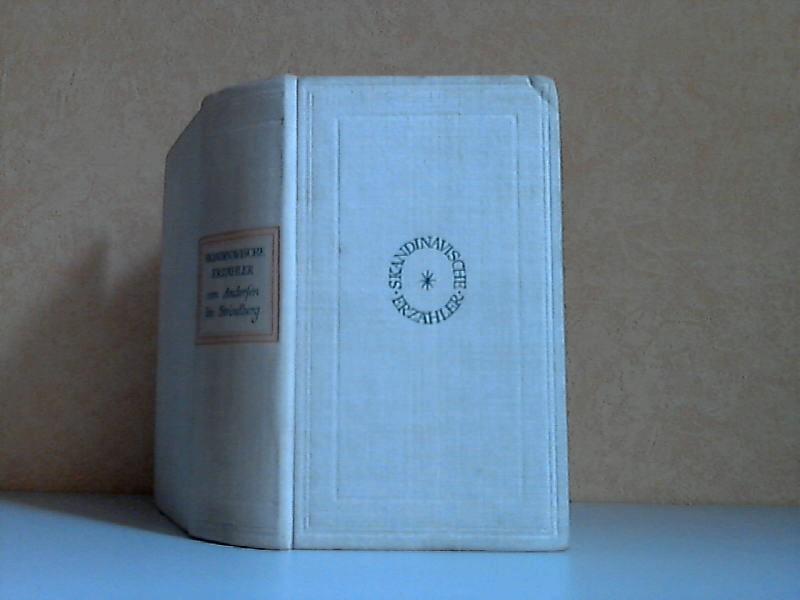 Skandinavische Erzähler von Andersen bis Strindberg