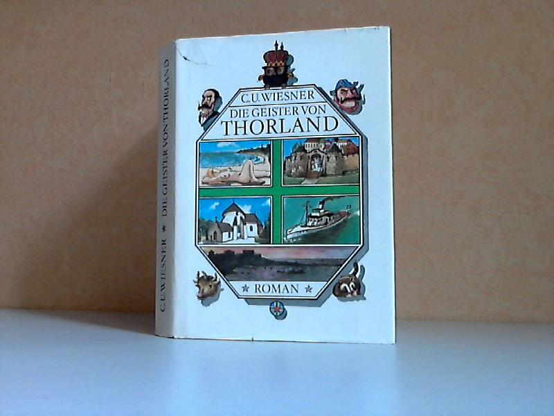 Die Geister von Thorland Illustrationen von Bernd A. Chmura