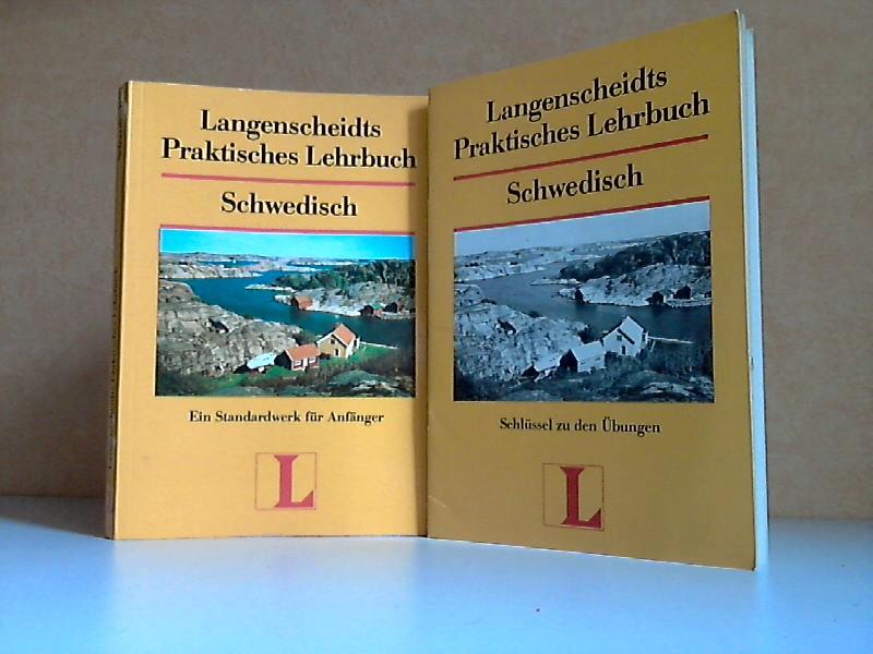 Langenscheidts praktisches Lehrbuch Schwedisch + Schwedisch, Schlüssel zu den Übungen