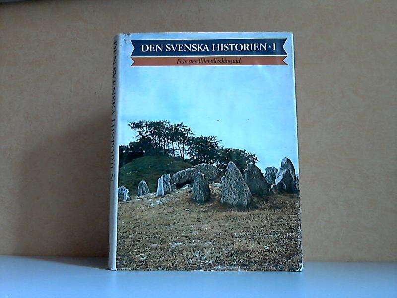 Den Svenska Historien - 1 Fran stenalder till vikingatid