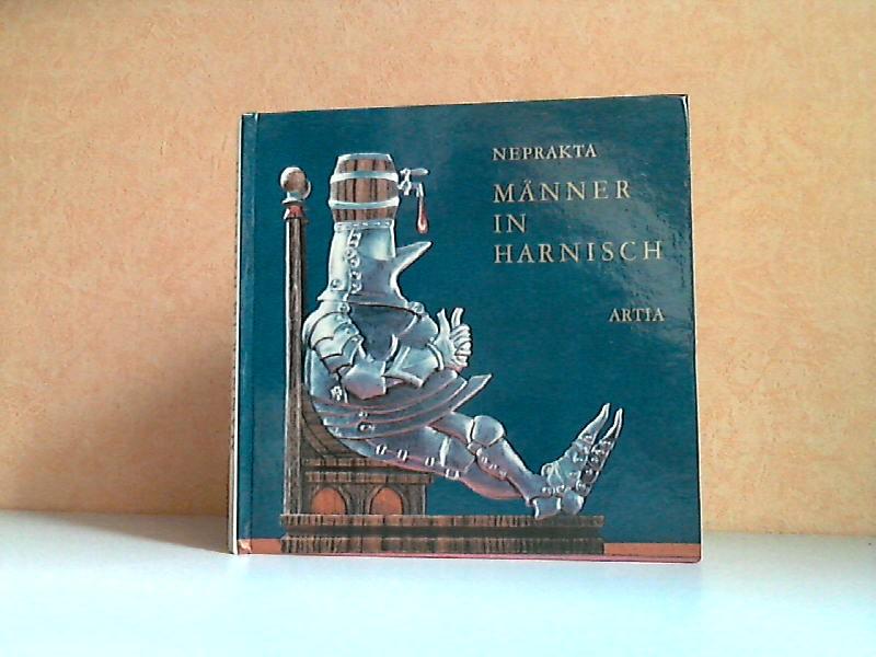 Männer in Harnisch - Indiskretionen aus dem Mittelalter Photographien von Bedrich Forman