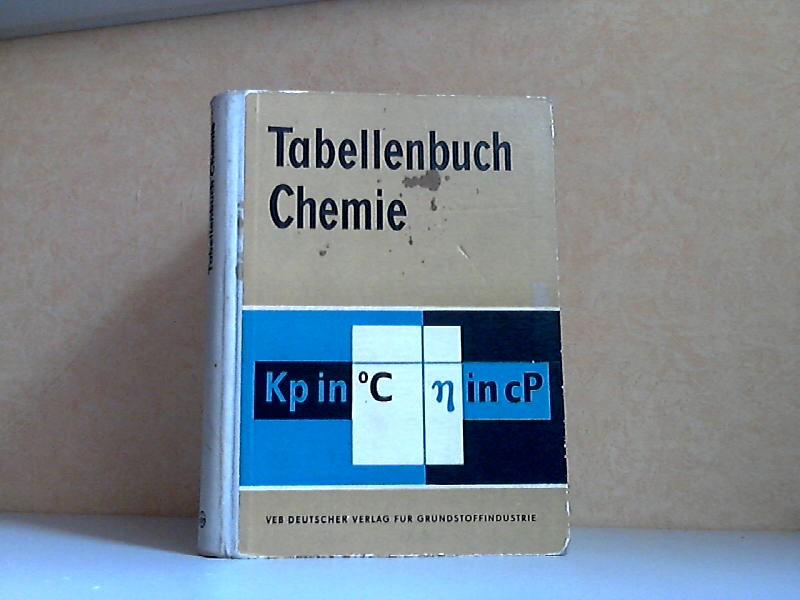 Tabellenbuch Chemie