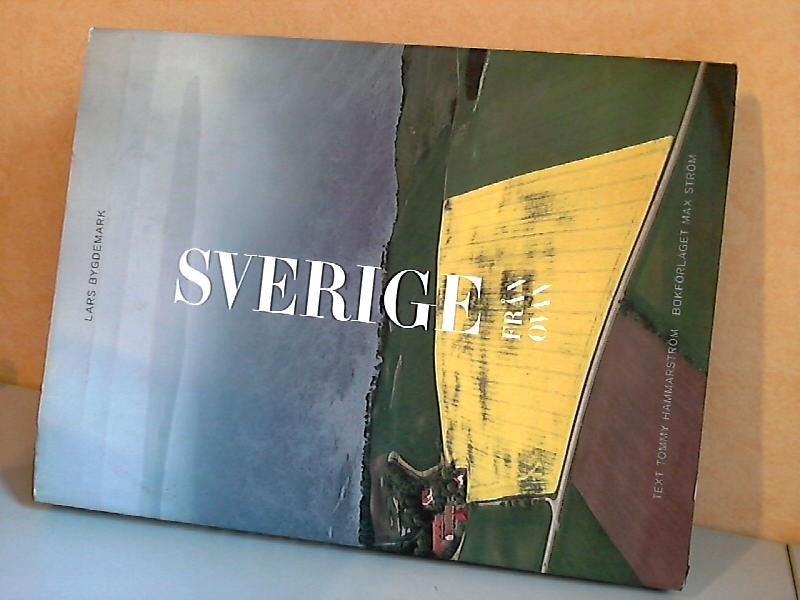 Sverige fran ovan Foto Lars Bygdemark
