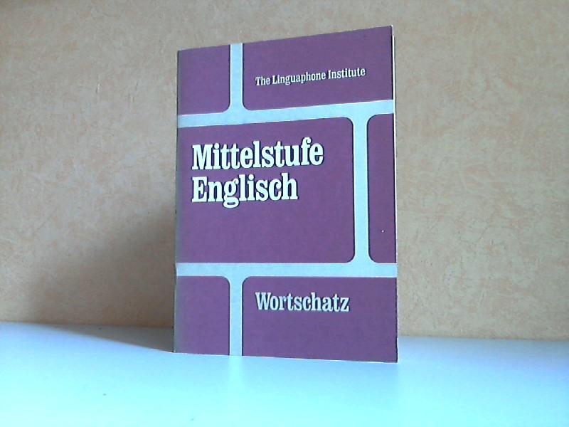 Mittelstufe Englisch, Wortschatz