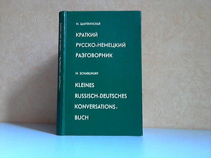 Kleines russisch-deutsches Konversationsbuch