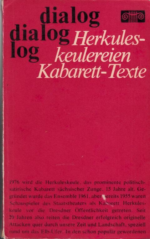 Herkuleskeulereien - Kabarett-Texte Collagen von Helmut Merten