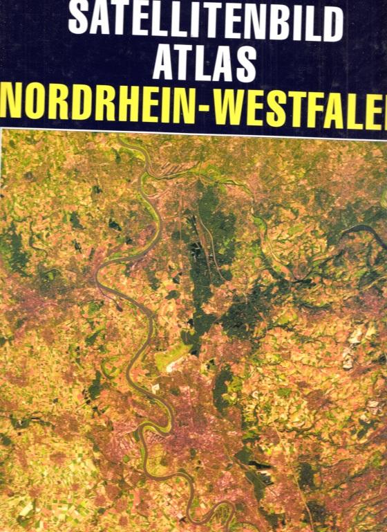 Satellitenbild Atlas Nordrhein-Westfalen