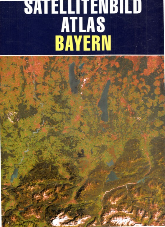 Satellitenbild Atlas Bayern