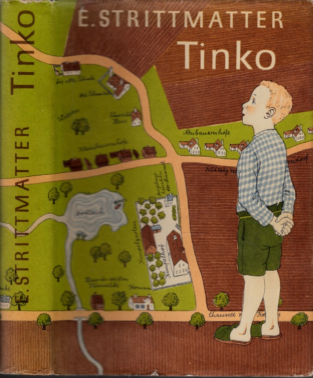 Tinko Illustrationen von Carl von Appen