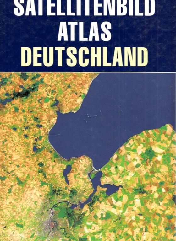 Satellitenbild Atlas Deutschland