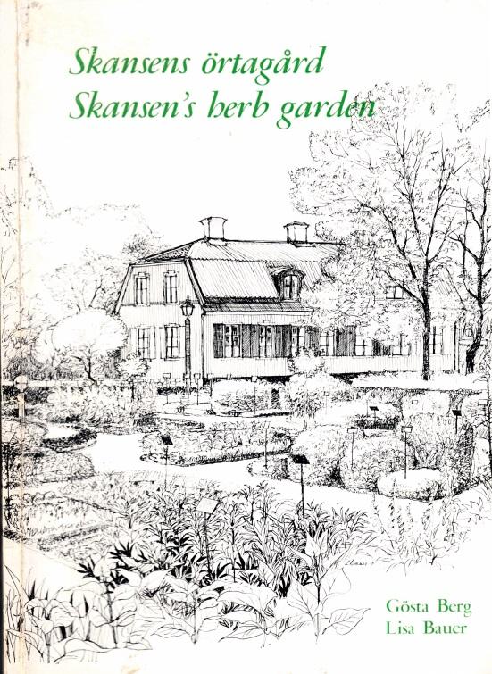 Skansens örtagard, Skansen´s herb garden