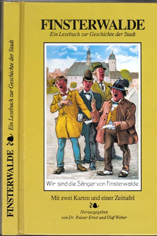 Finsterwalde - Ein Lesebuch zur Geschichte der Stadt