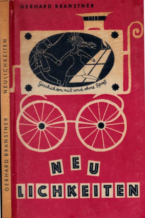 Neulichkeiten - Geschichten mit und ohne Spass Illustrationen von Rudolf Peschel