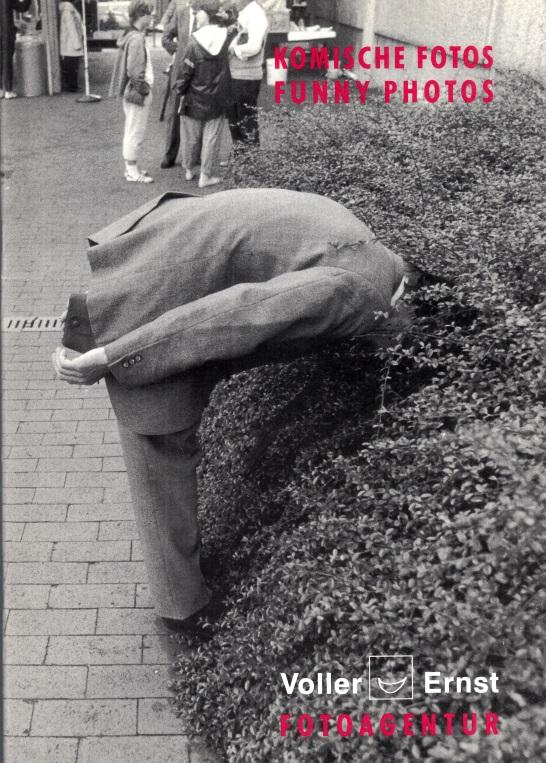 Voller Ernst - Komische Fotos