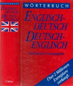 Wörterbuch Englisch-Deutsch, Deutsch-Englisch