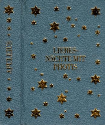 Apuleius Liebesnächte mit Photis und andere unerhörte Begebenheiten Minibuch - Mit 11 Illustrationen von Uwe Häntsch