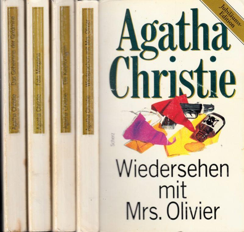 Das Geheimnis der Goldmine - Wiedersehen mit Mrs. Oliver - Die Kleptomanin - Fata Morgana 4 Scherz-Krimi-Klassiker - Jubiläums-Edition